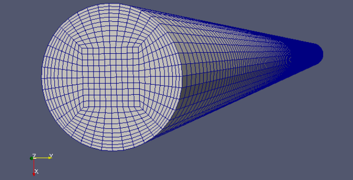 CFDyna com: CFD Simulations using OpenFOAM, Paraview